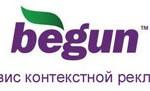 Размещение контекстной рекламы в сервисе Бегун